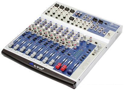 Mixer live con effetti
