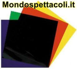 Filtri colore gelatine colorate