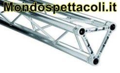 LITEC TX 25 200 - struttura americana in alluminio triangolare