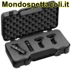 IMG STAGE LINE ECM 250 - set microfoni panoramici a elettrete