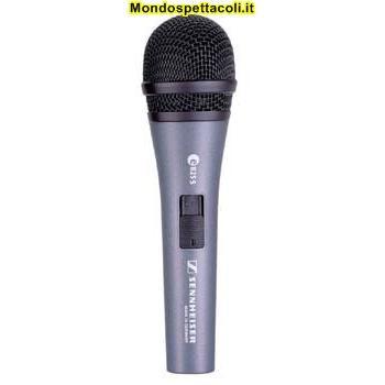 SENNHEISER E 825 E825 S EVOLUTION - microfono per voce