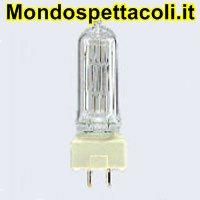 Lampada per faro teatrale 230 volt 1000 watt GX 9,5