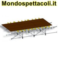 Palco layer multidirezionale 10 x 8