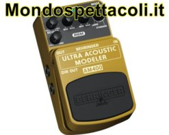BEHRINGER ULTRA ACOUSTIC MODELER AM400