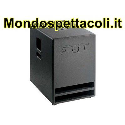 FBT JOLLY SUB 12A - SUBWOOFER AMPLIFICATO
