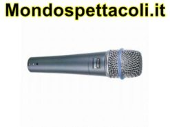 SHURE BETA 57A - MICROFONO DINAMICO