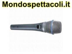 SHURE BETA 87A - MICROFONO A CONDENSATORE