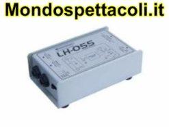 OMNITRONIC L 055 DI BOX PASSIVA 1 CANALE
