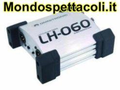 OMNITRONIC L 060 DI BOX PASSIVA 2 CANALI