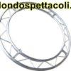 P25C7 - Cerchio con traliccio sezione piana da 25 cm L 700cm