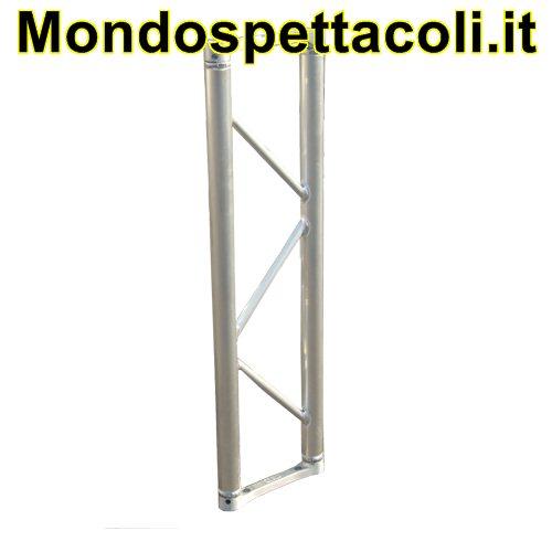 P30 - Traliccio in alluminio sezione piana da 29cm L 100cm