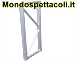 P40 - Traliccio in alluminio sezione piana  da 40cm L 10cm
