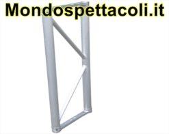 P40 - Traliccio in alluminio sezione piana da 40cm L 50cm