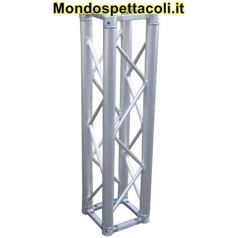 S25 - Traliccio in alluminio sezione quadrata da 25cm L 250cm