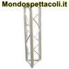 T40 - Traliccio in alluminio sezione triangolare da 40cm L 25cm