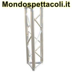 T40 - Traliccio in alluminio sezione triangolare da 40cm L 100cm