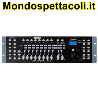 Transcension DMX Operator 2 Controller