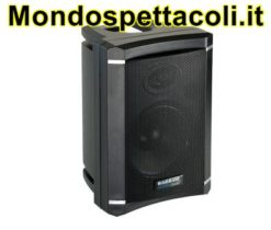 W Audio BGS-45 Speaker Black