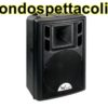 W Audio PSR-12A Powered Speaker