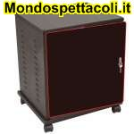 STMCOP24  Sportello in metallo per 24U