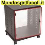 STPCOP12 Sportello in plexiglass per 12U