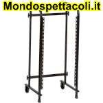 BPRAC M20 Mobili rack 20 unita' con ruote