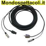 CPR1500 Cavo professionale phono-rete