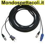 CPH110 Cavo professionale phono-rete