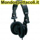 MDR V 500 DJ CUFFIA DJ PRO CON PADIGLIONI REVERSIBILI X MONITOR