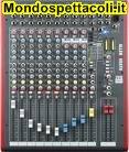 ZED 12FX-Mixer Recording 16 Canali Mono +2 Stereo;Doppio Pre Mic
