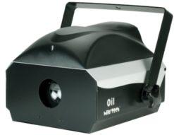 JBSYSTEMS OIL - effetto luce con disco ad olio