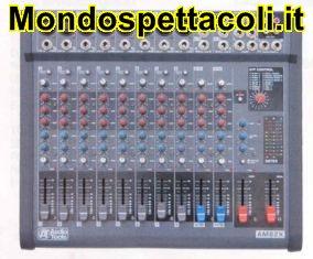 Audio Tools AM82X mixer con processore digitale
