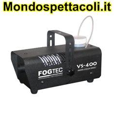 Fogtec VS-400 - macchina fumo 400 watt