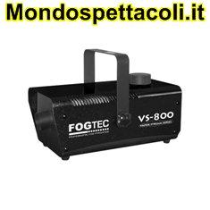 Fogtec VS-800 - macchina fumo da 800 watt