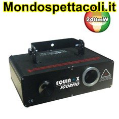 Equinox Scorpio Laser