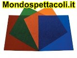 Confezione 4 gelatine colorate per PAR56