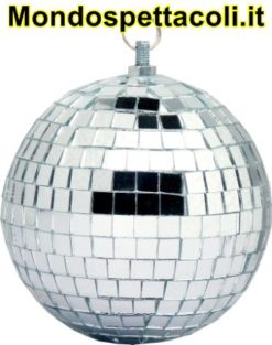 JBSYSTEMS MIRROR BALL MB 8 - sfera a specchi 20 cm