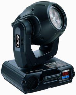 GENI OBY 600 - proiettore a testa mobile wash usato