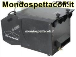 MACCHINA FUMO BASSO 1200 WATT DMX