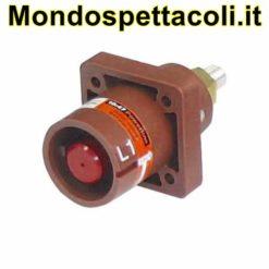 Powerlock Connettore di emissione a pannello fase L1