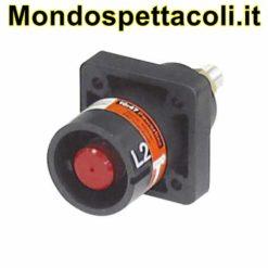 Powerlock Connettore di emissione a pannello fase L2