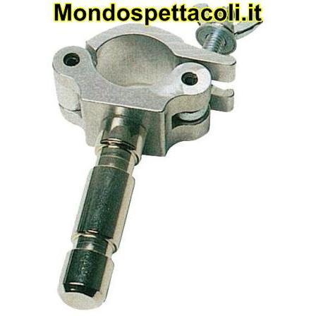GANCIO ALISCAFF CON SPINOTTO 28mm