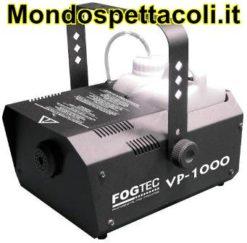 MACCHINA FUMO Fogtec VP 1000 Fogger
