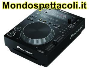 CDJ350 PIONEER CDJ 350 lettore usb