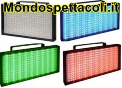 CAMBIACOLORI A LED WASH STRATOS