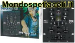 MPX-1/BK mixer dj economico professionale