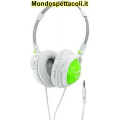 MD-370 cuffie stereo bianche