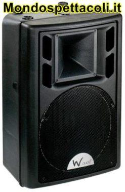 W Audio PSR 12A neodimio potente e leggera