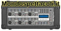 Mixer amplificato con lettore MP3 PMX-162