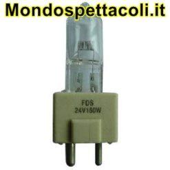 Lampada FDS 24V 150W GY9,5